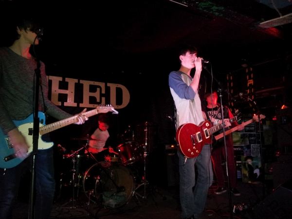 The Ultraviolet at The Shed in 2015