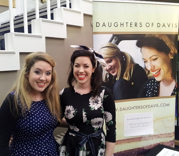 Daughters of Davis - Adrienne and Farn