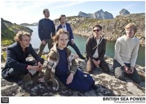 British Sea Power - see them at Simon Says...