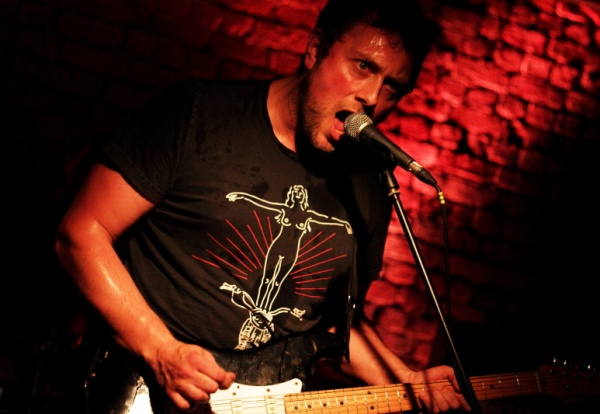 John Molnar of The Vanishing Point at The Cookie Photo by Kevin Gaughan