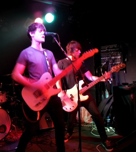 Flip Like Wilson at The Soundhouse, September 2015