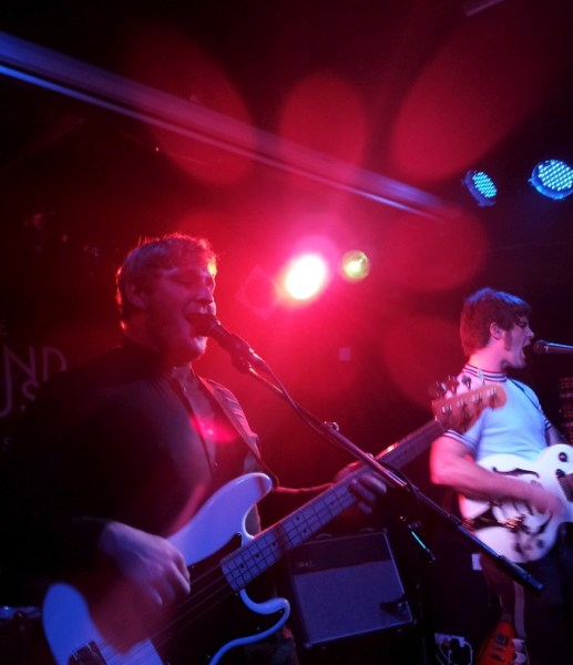 The Vendettas at The Soundhouse, September 26th