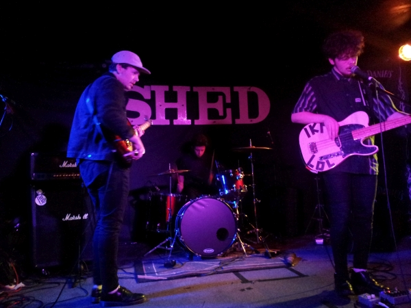 The Lids at The Shed