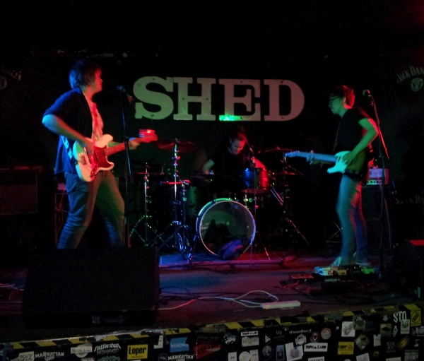 Flight15 at The Shed