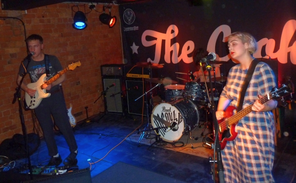 Kagoule at The Cookie. Photo: Keith Jobey.