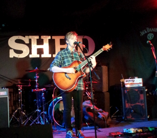 Siobhan Mazzei at The Shed