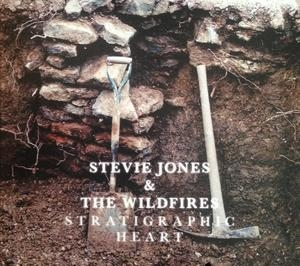 Steve Jones & The Wildfires, album cover