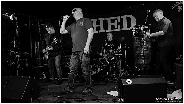 The Docs at The Shed, April 2016. © Pascal Pereira Photography