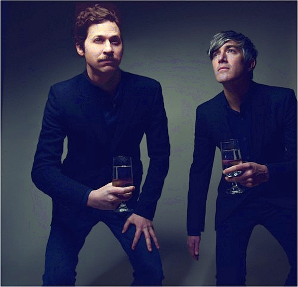 We Are Scientists will be appearing at The Handmade festival in Leicester