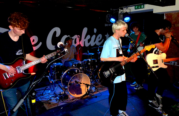 Royal Arcade at The Cookie - 25th June 2016. Photo: Keith Jobey