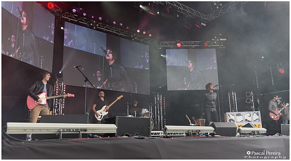 Oasish at Glastonbudget 2016. © Pascal Pereira Photography