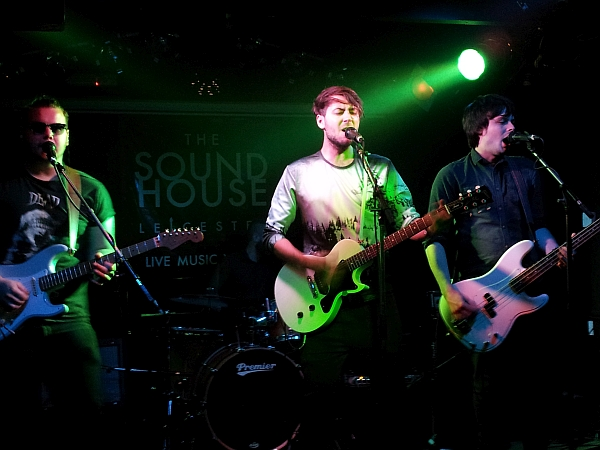 Arc Isla at The Soundhouse, July 2016