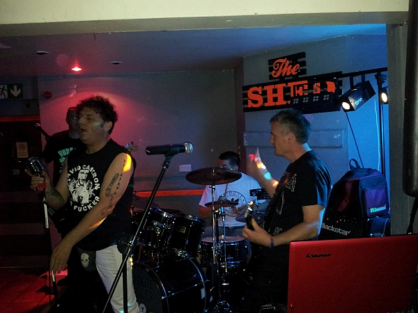 Budgie Smugglers at The Shed, July 1st