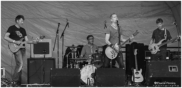 playing at the Western Park festival 2016. Photo: Pascal Pereira photography.