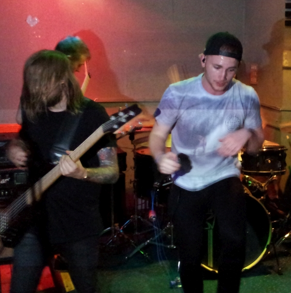 GreyHaven at The Shed, August 2016