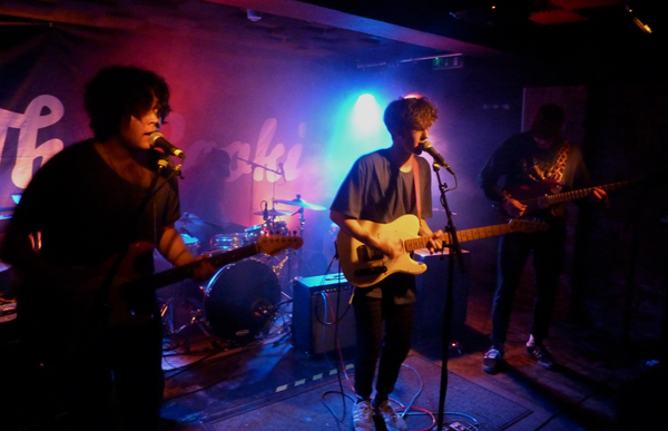 Alligatr at the Cookie - 2nd Sept 2016 Photo: Keith Jobey