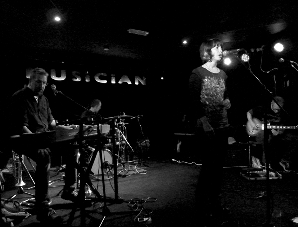 Bluebird Parade at the Musician, 31st August 2016. Photo: Keith Jobey