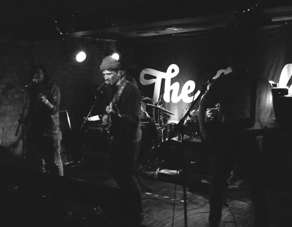 Willie J Healey at the Cookie. 14th Oct 2016. Photo: Keith Jobey.