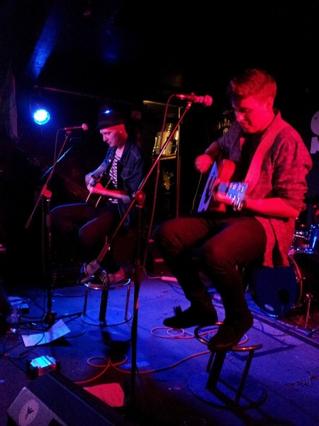 Of Kings and Captains at The Shed on 30th September 2016.