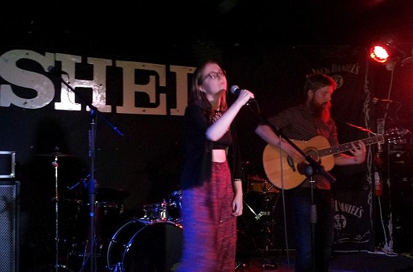Elysian at The Shed on 30th September 2016.