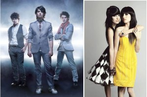 Jonas Brothers vs. The Veronicas