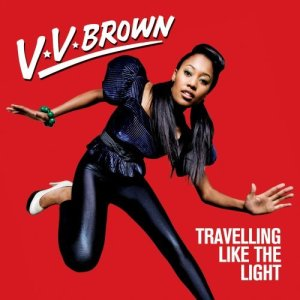 VV Brown - Travelling Like The Light