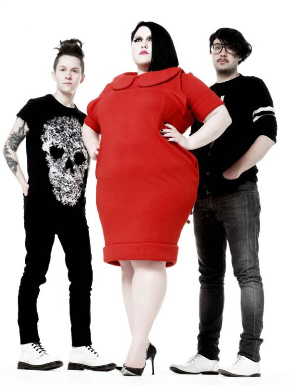 Beth Ditto Called Out for Being a Bad Role Model? - Blimey!