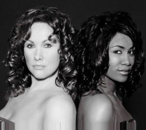 Amber and Zelma Davis