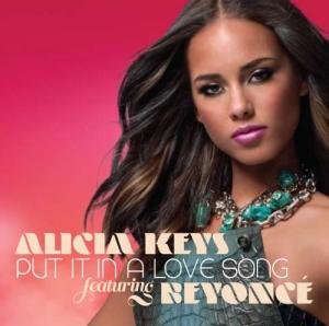 Alicia Keys and Beyonce Put It In A Love Song
