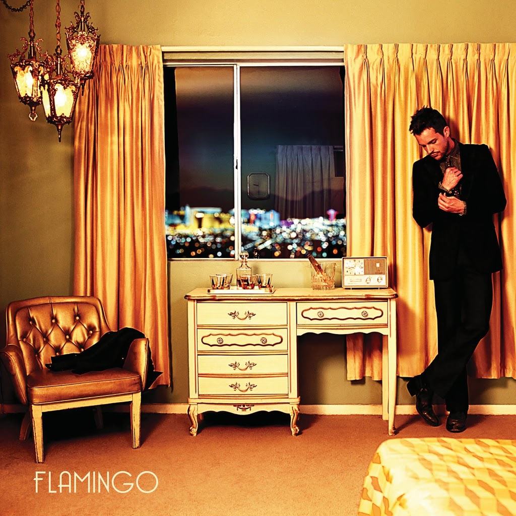 Brandon Flowers Unveils 'Flamingo' Album Artwork, Announces U.S. Tour
