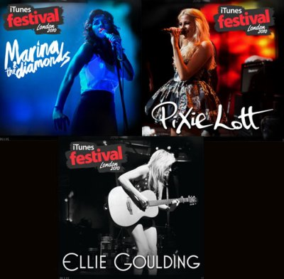 British Invasion on U S  iTunes! New Music From KT Tunstall, Eliza