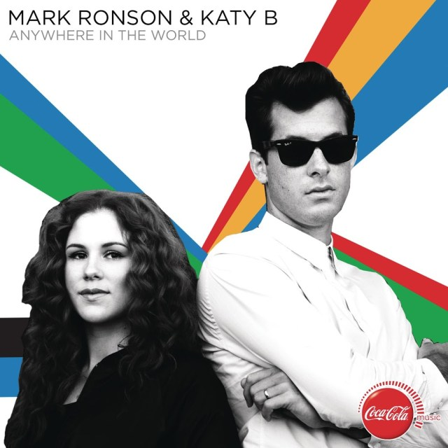 Mark Ronson and Katy B Anywhere In The World