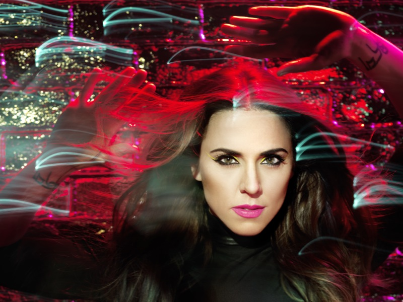 Melanie C Plans Ibiza-Inspired Dance EP, The Night, Due May 13th