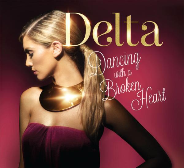 [Review] Delta Goodrem - Dancing With A Broken Heart