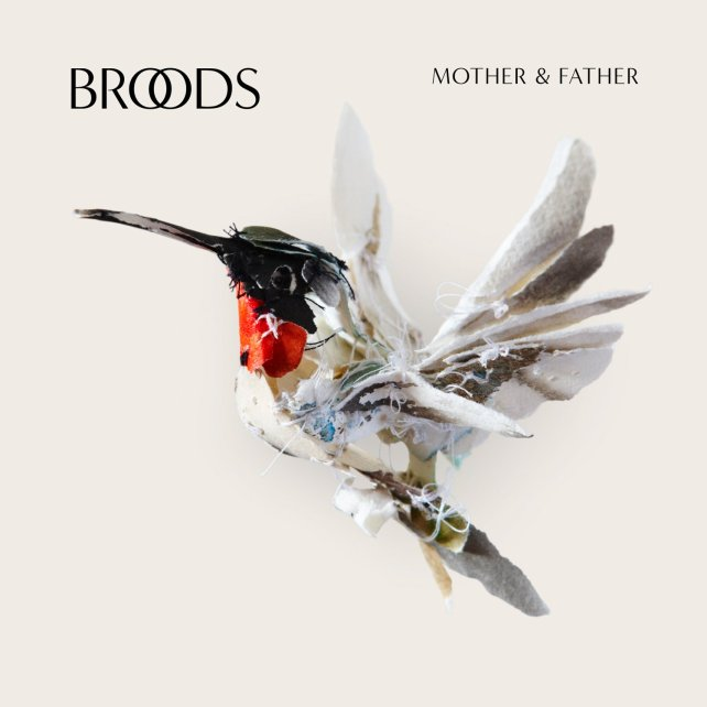 Broods - Mother and Father Artwork