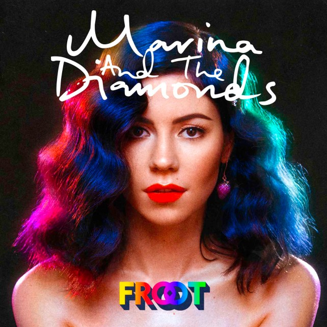 Marina and The Diamonds | FROOT Album Cover