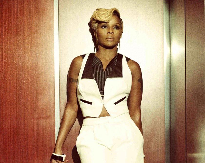 Win a Copy of The London Sessions from Mary J. Blige