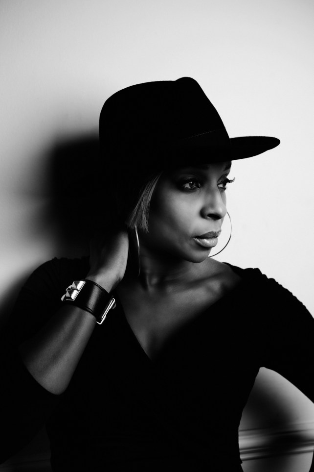 New Album from Mary J. Blige, The London Sessions, Out Now