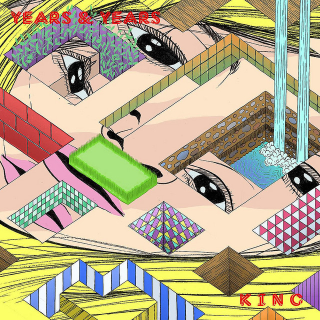 King, the new single from Years & Years