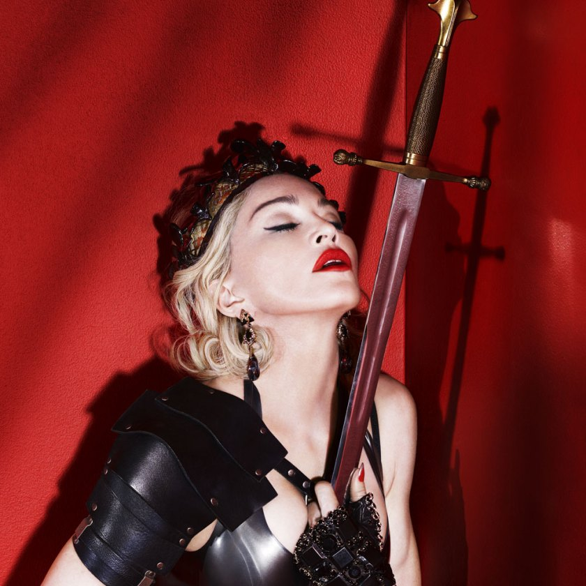 Win Rebel Heart; The New Album from Madonna