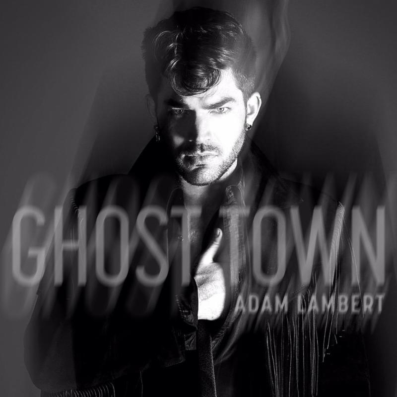 Adam Lambert - Ghost Town Video