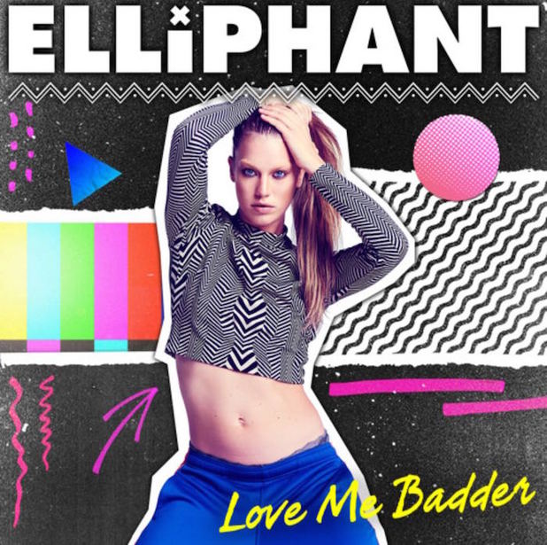 Elliphant Premieres 'Love Me Badder' Video