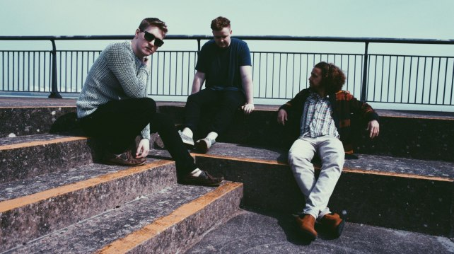 Introducing XY&O; a new synthpop trio based in Cardiff. Check out Low Tide, their début single.