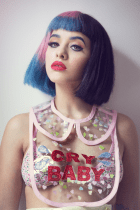Catch Melanie Martinez on tour in a city near you. Melanie is touring to support her debut album, Cry Baby, out now via Atlantic Records.