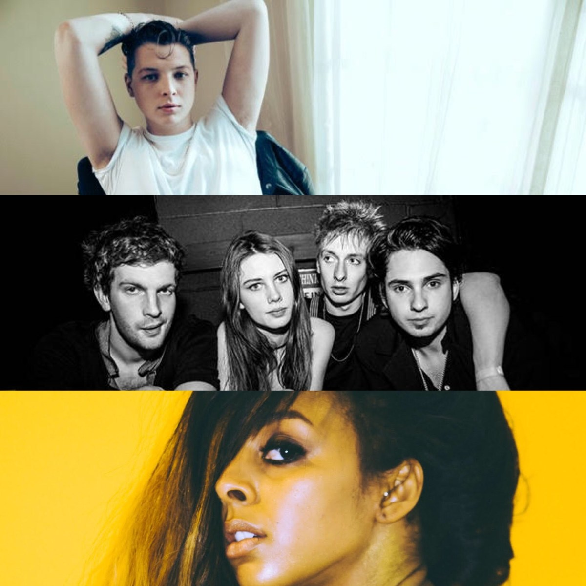 Remix Roundup: John Newman, Wolf Alice, The Golden Hippie