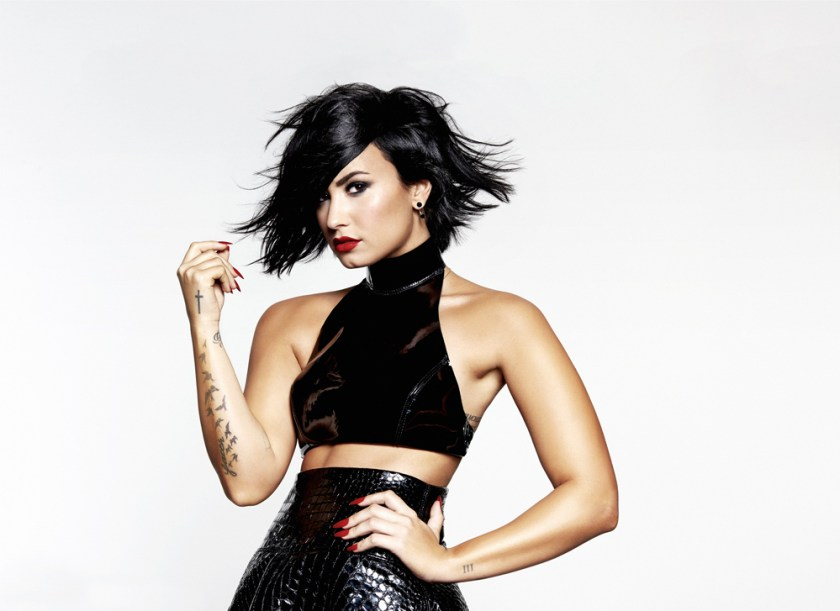 Demi Lovato Confident Era Promotional Photo