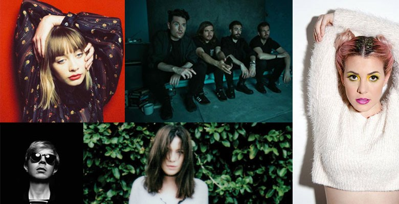 Catch up on some music you might have missed, this time from Beck, Bastille, Cappa and more!