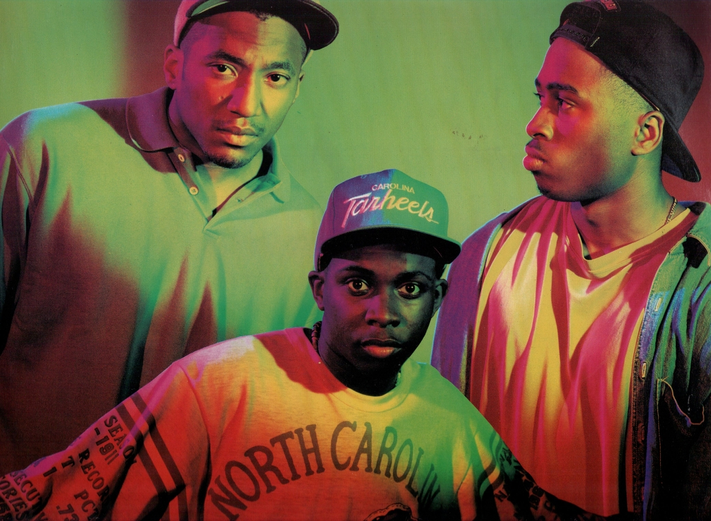 Image result for a tribe called quest 1991