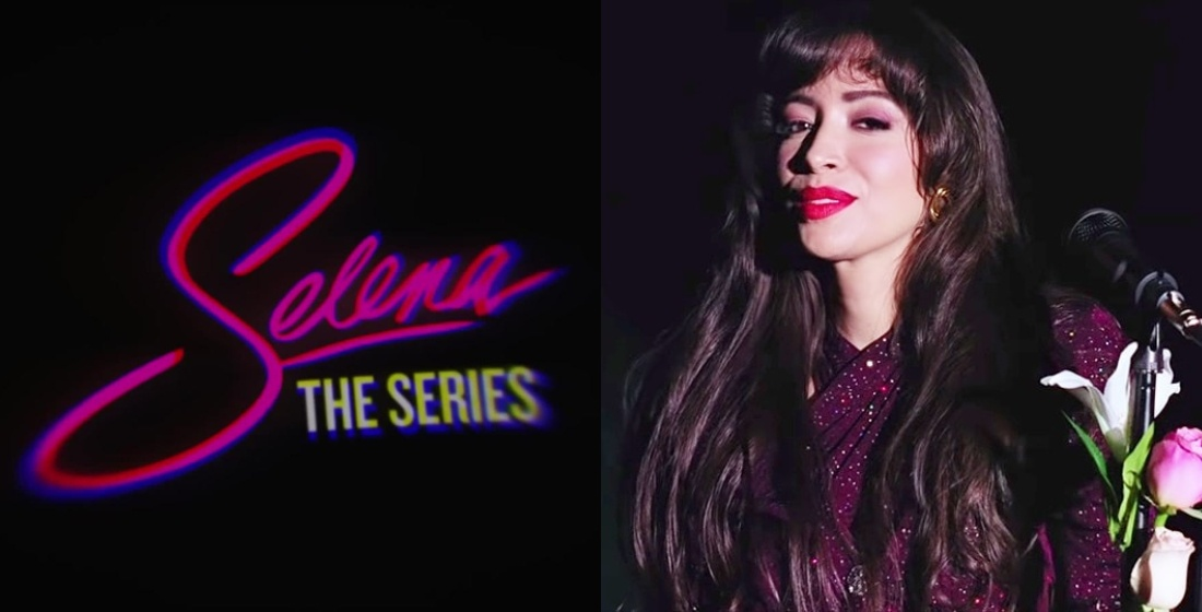 Assista ao trailer sobre a vida da cantora Selena que estreará no Netflix