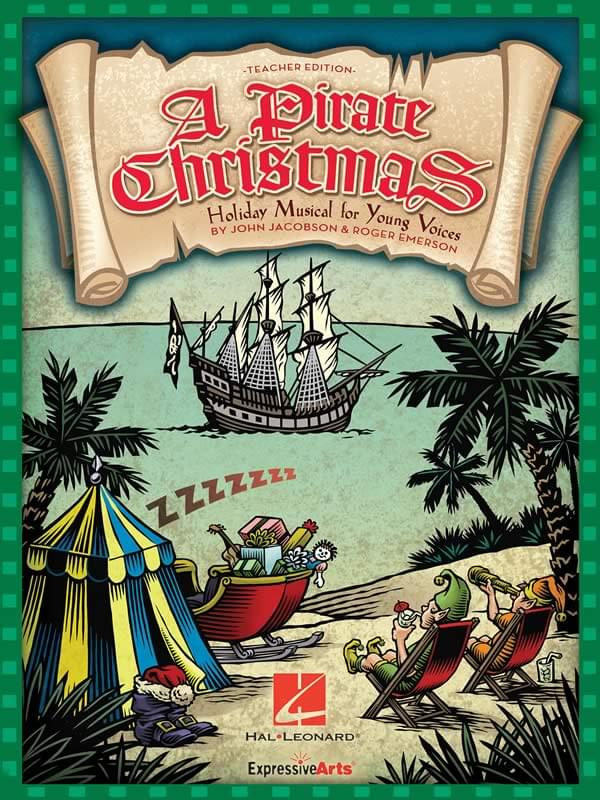 Product Contents Pirate Christmas A